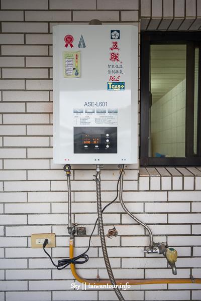 好物推薦-不一樣的冬天,智能恆溫更穩定【五聯熱水器】