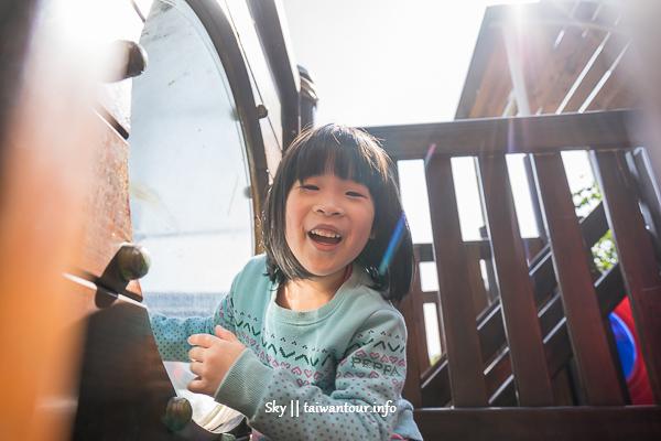 宜蘭親子景點-超多特色溜滑梯【中山國小】