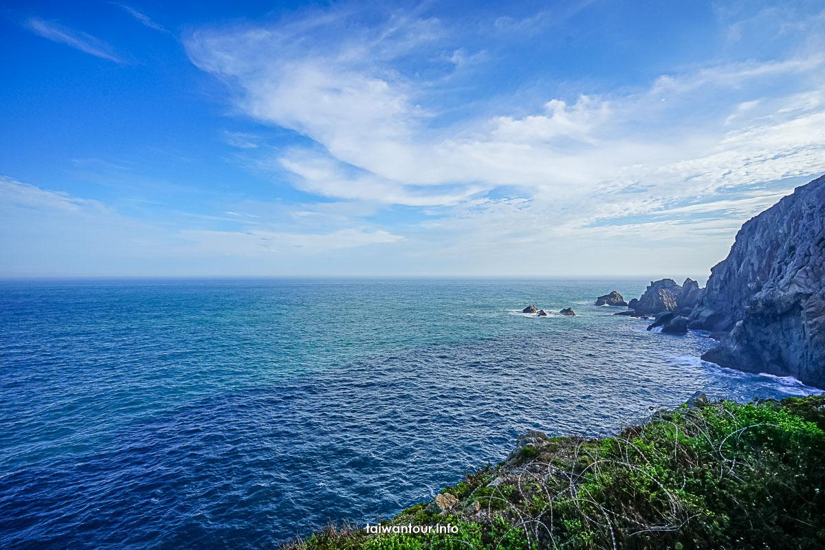 【安東坑道】馬祖景點推薦東引島全球坑道密度最高