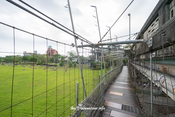 宜蘭景點推薦-IG打卡盪鞦韆秘境【慶和橋津梅棧道】