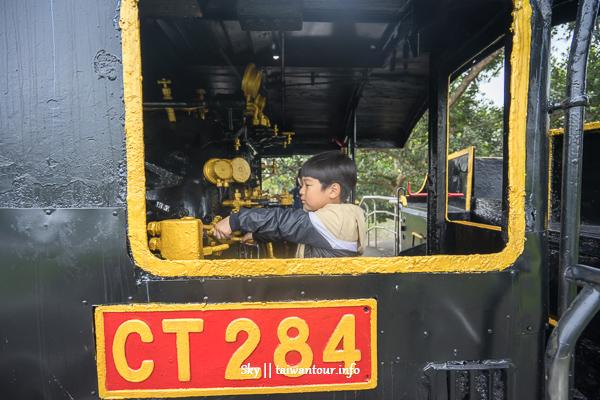 宜蘭親子景點【宜蘭運動公園】火車.機器人.戰艦溜滑梯