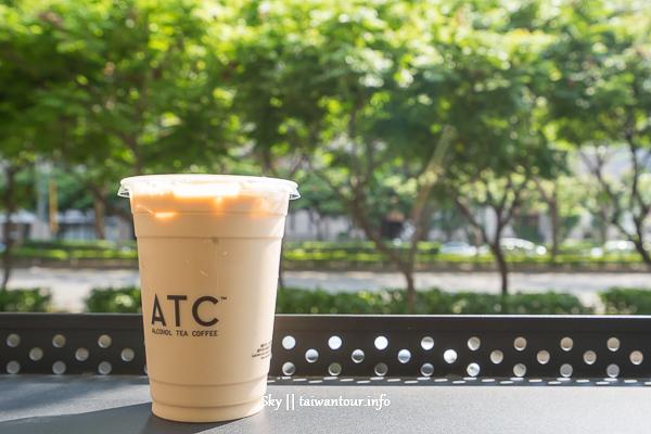 台中景點推薦【(ATC)alcohol tea coffee】IG網美打卡點