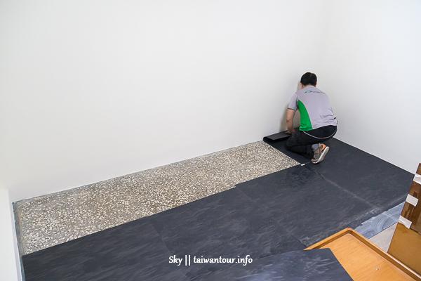 30年老套房的逆襲歐美地板【富銘地板Green-Flor】
