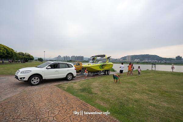 新北市親子景點-三重親子半日遊【微風運河】
