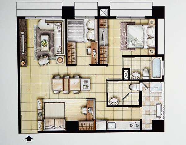 鶯歌40坪三房728萬起輕鬆成家【易居邦一.二期】