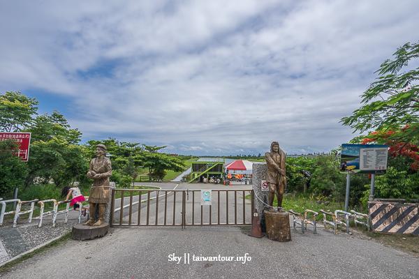 【台東森林公園活水湖】親子玩水景點與魚共游