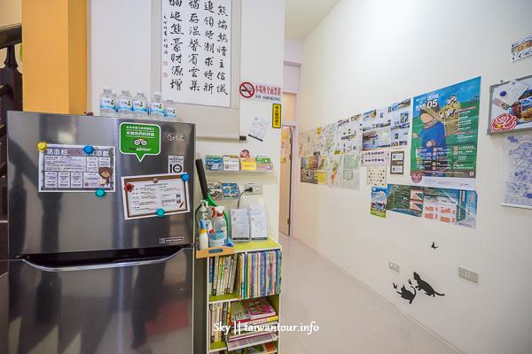 台東住宿推薦【貓追熊親子民宿】特色親子民宿