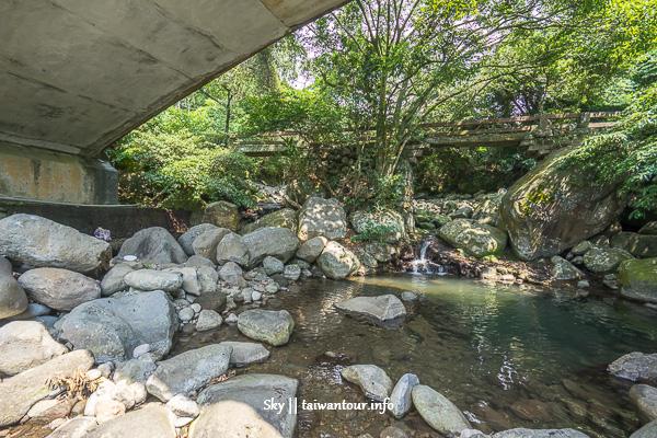 【三板橋】新北三芝私房景點夏天玩水半日遊推薦秘境