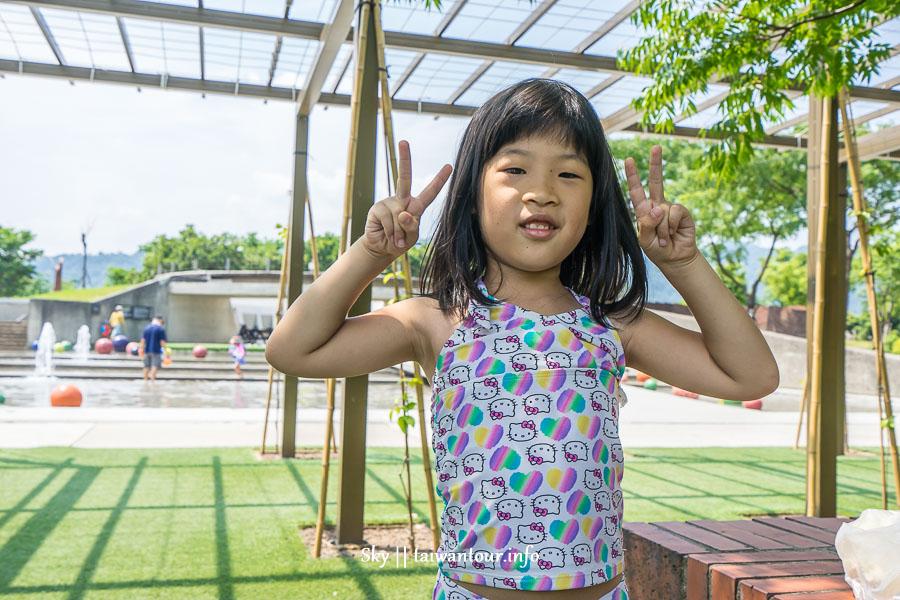 2020新北鶯歌【陶瓷博物館戲水區】開放時間.親子景點.免費玩水.玩沙一日遊