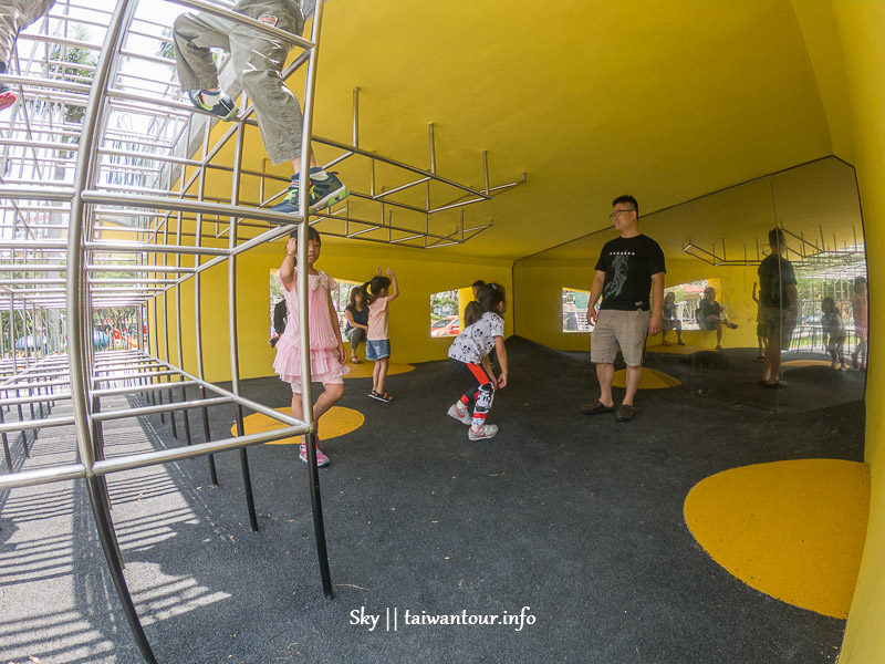 新竹親子景點-最新溜滑梯.玩沙【新竹中央公園】