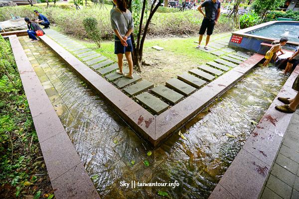 桃園親子景點【六和兒童公園】免費玩水.溜滑梯