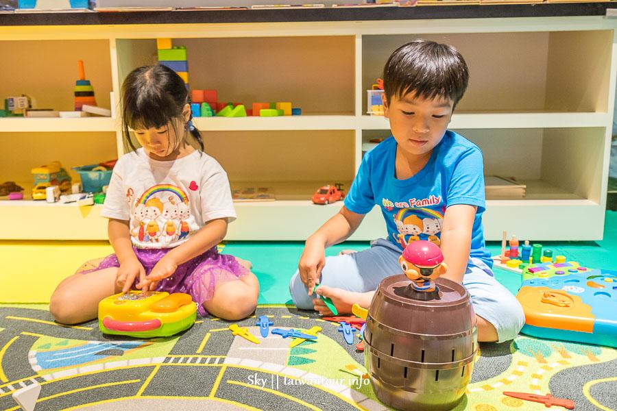 2019宜蘭住宿推薦【綺麗商旅】蘇澳有兒童遊戲區