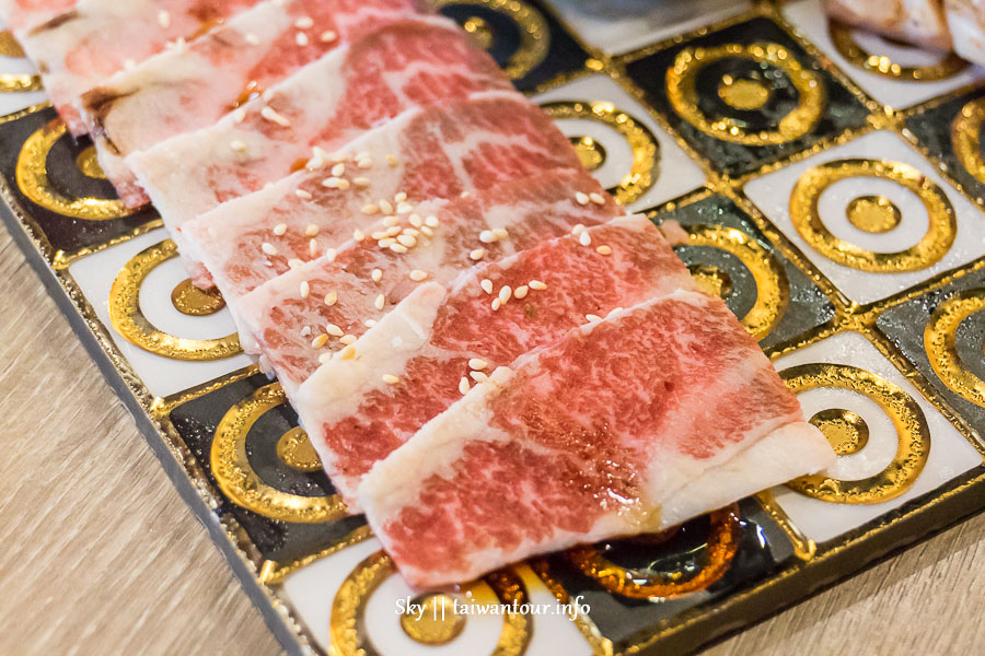 台中美食推薦【山鯨燒肉】北區必吃和牛.免費和服