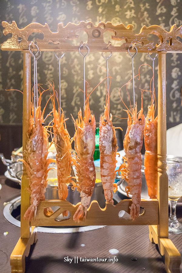 新北美食推薦-林口活海鮮【蒸翻天海鮮蒸氣塔餐廳】