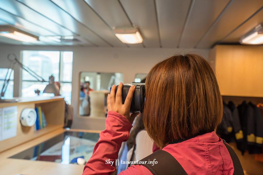 基隆親子景點-貨櫃互動、飯糰DIY【陽明海洋文化藝術館】雨天備案