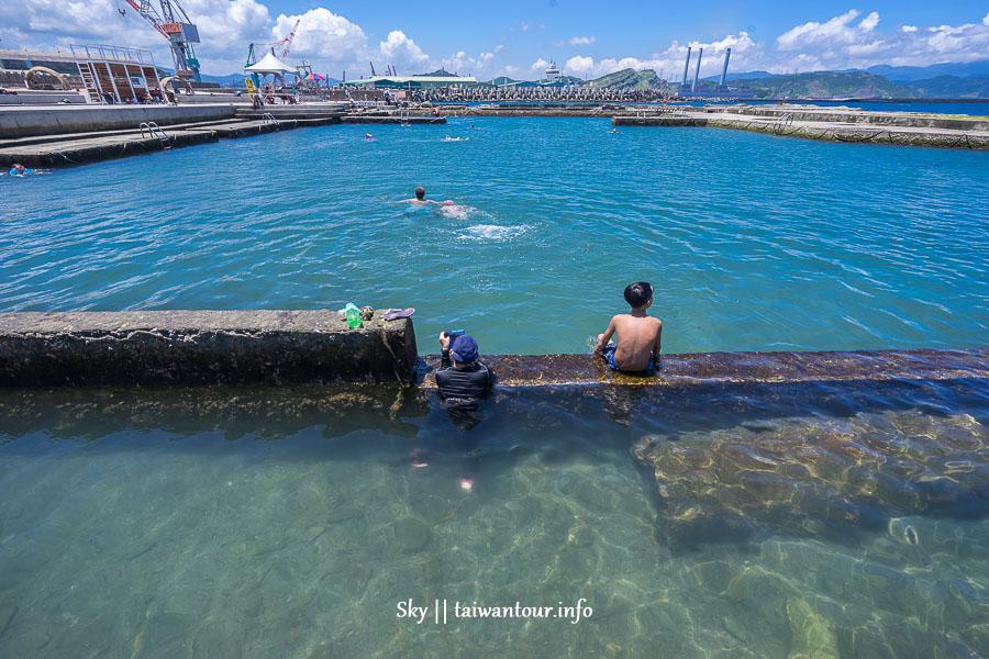 2020基隆親子景點【和平島公園】游泳.門票.交通地圖