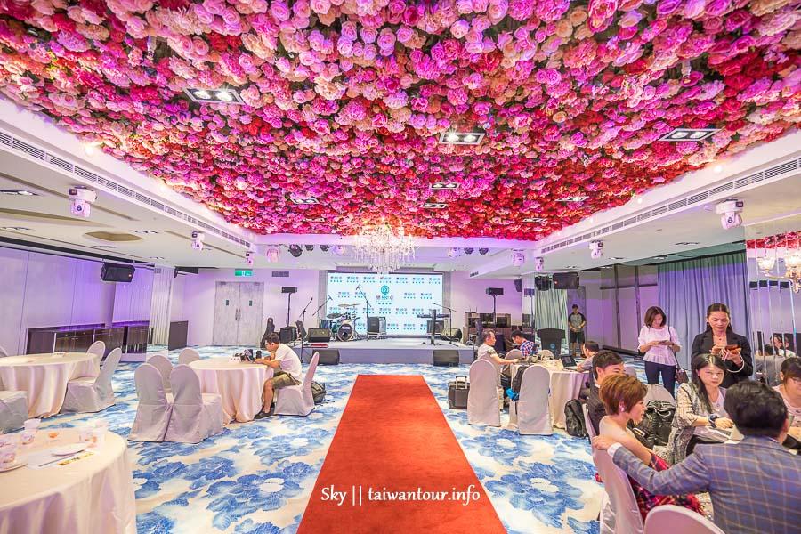 台北婚宴會館-全台第三代婚宴會館【88號樂章婚宴會館】