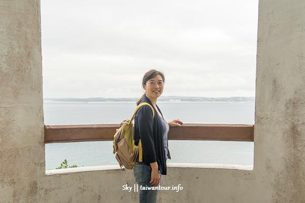 沖繩宮古島景點【牧山展望台Makiyama】伊良部大橋最佳觀景台
