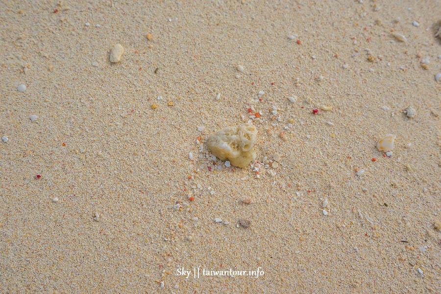 沖繩宮古島景點【與那霸前濱海灘】東洋第一美麗沙灘