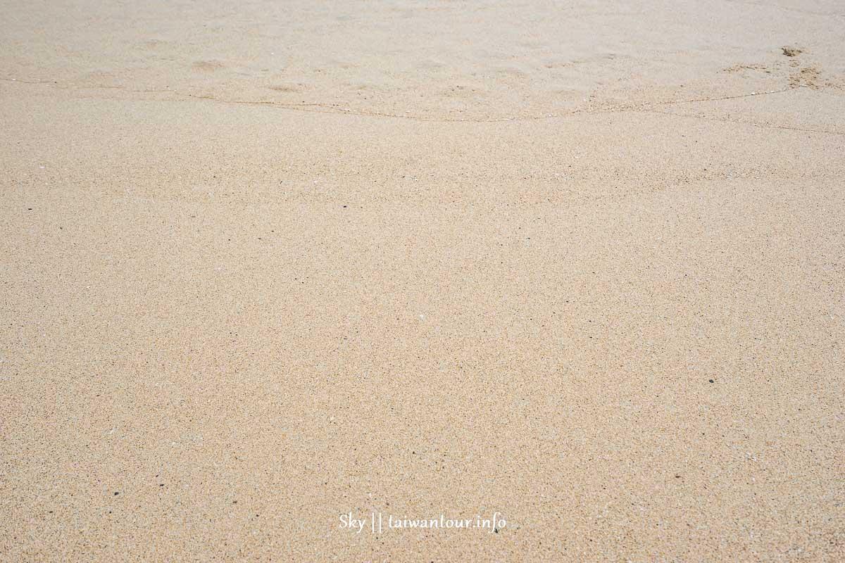 澎湖景點推薦【小門沙灘】絕美秘境沙灘