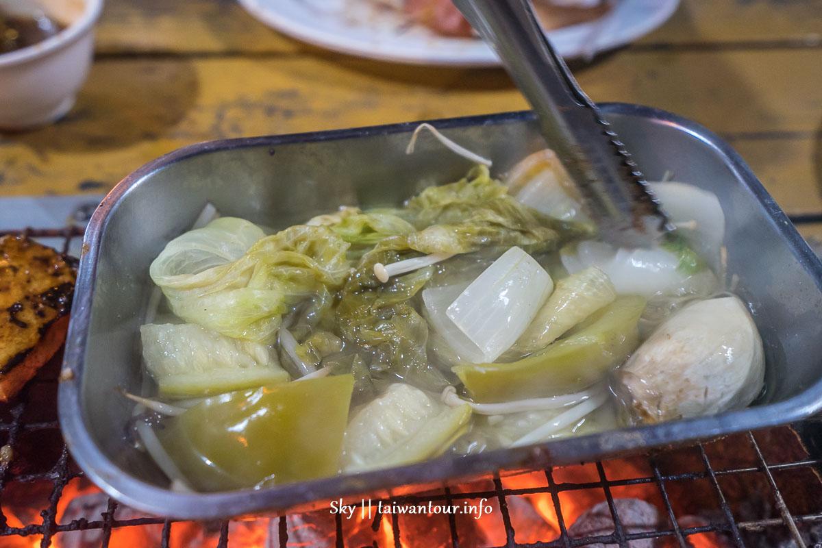 2019澎湖 【大姊碳(燒)烤生蠔無限供應】小卷、三點蟹自助式吃到飽