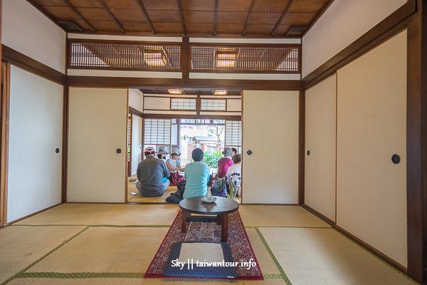 淡水IG私房景點【多田榮吉故居】日式建築婚紗秘境