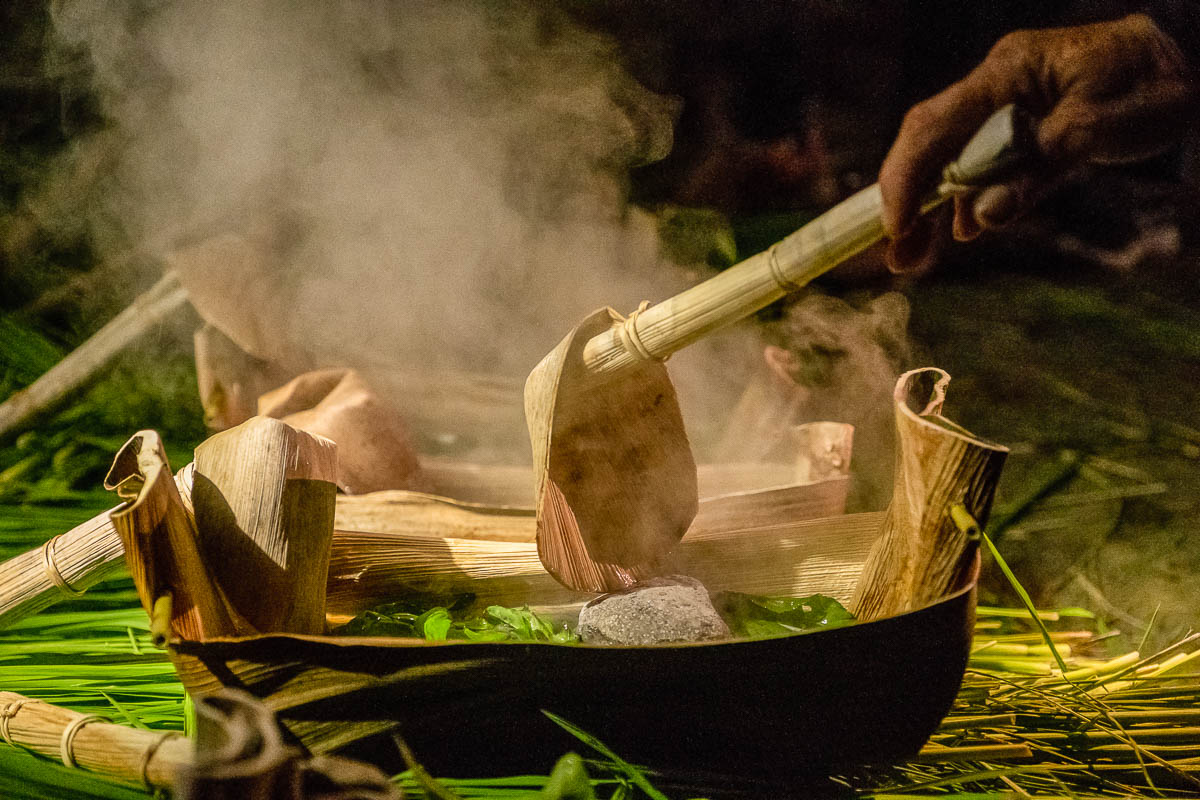 花蓮縱谷原遊會【餐桌上的部落旅行】織羅部落稻田腳印餐桌