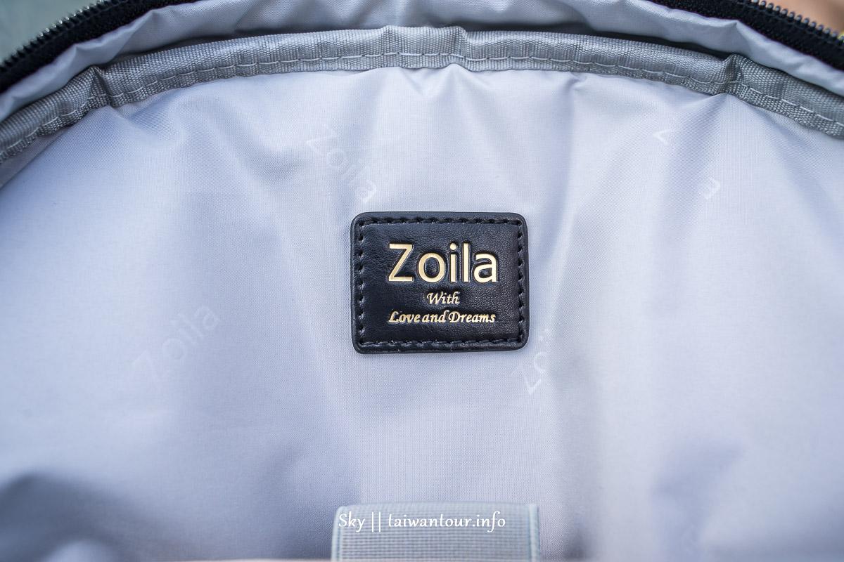好物推薦【Zoila】輕量媽媽包、育兒包Go Go Bag 走走包(經典黑)