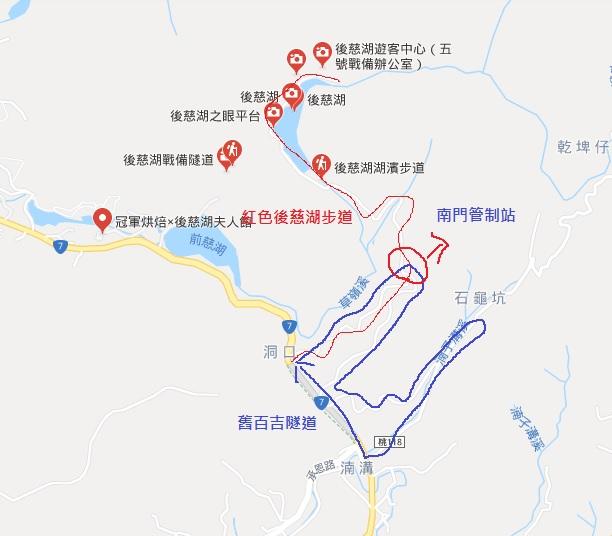 2020大溪【後慈湖秘境步道】怎麼去.門票.地圖.交通.餐廳