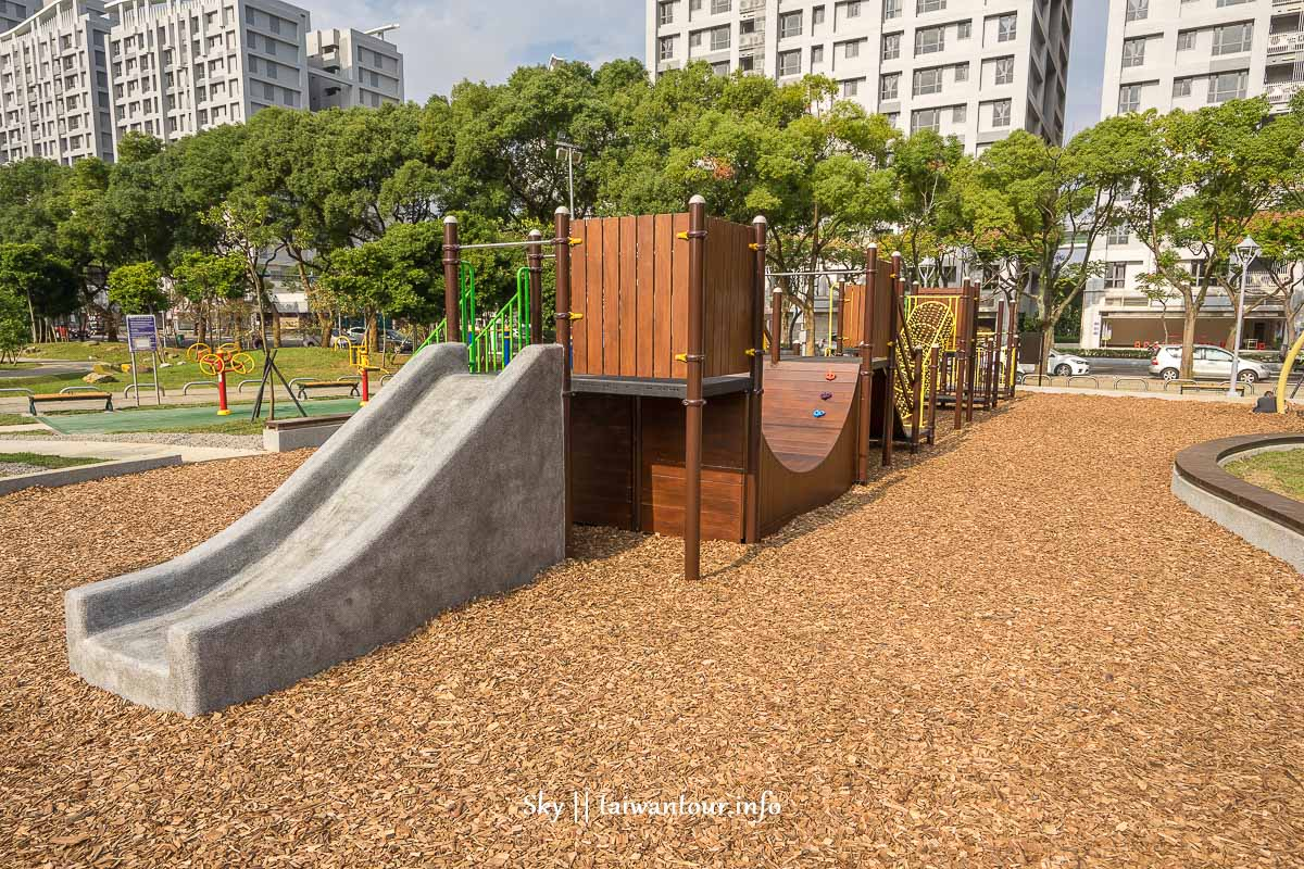 2018最新【林口社區運動公園】特色親子景點交通.地址