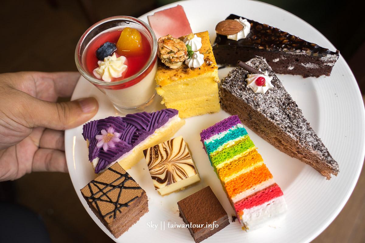 台北吃到飽自助餐【美麗信花園酒店雨林餐廳】米其林冰淇淋.信用卡優惠價格