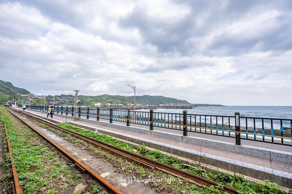 2020新北景點一日遊【海澎湃深澳小旅行】鐵道自行車