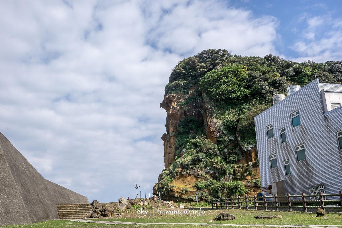 2019新北景點【象鼻岩.酋長岩】深澳交通怎麼去