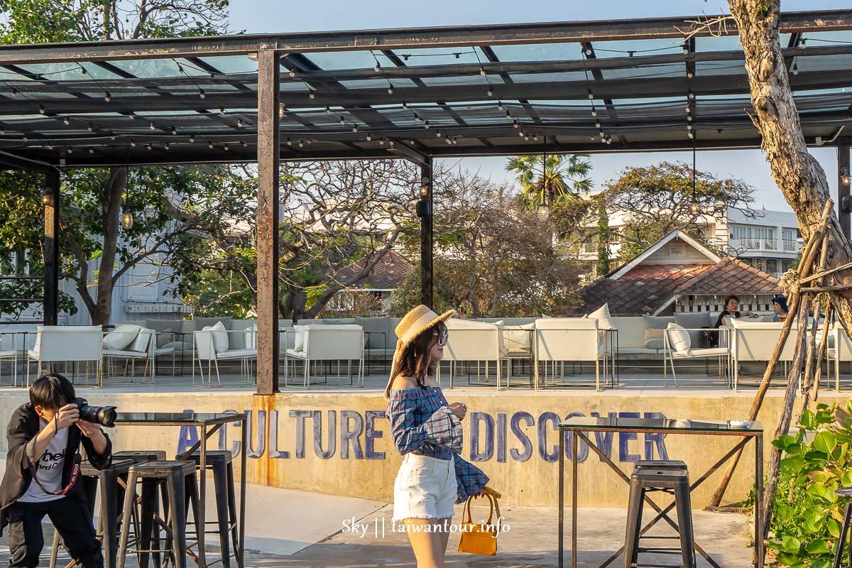 泰國華欣景點2019【海灘文青廣場Seenspace Hua Hin】自由行必去餐廳交通.親子包車一日遊blog