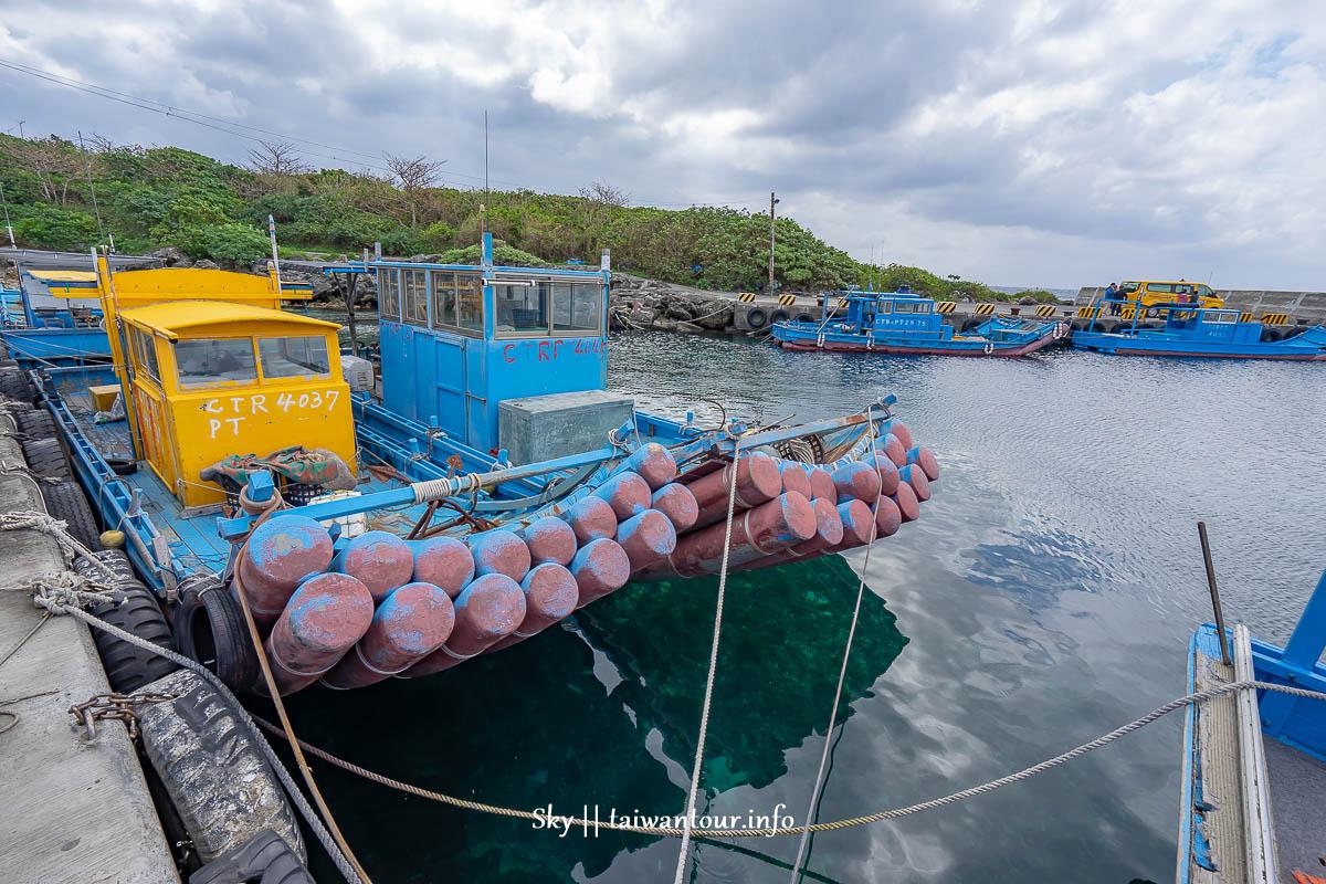 2019墾丁秘境景點【鼻頭漁港】交通怎麼去