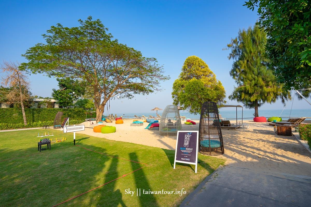 2019泰國華欣【So Sofitel Hua Hin】親子渡假飯店pool villa住宿篇blog