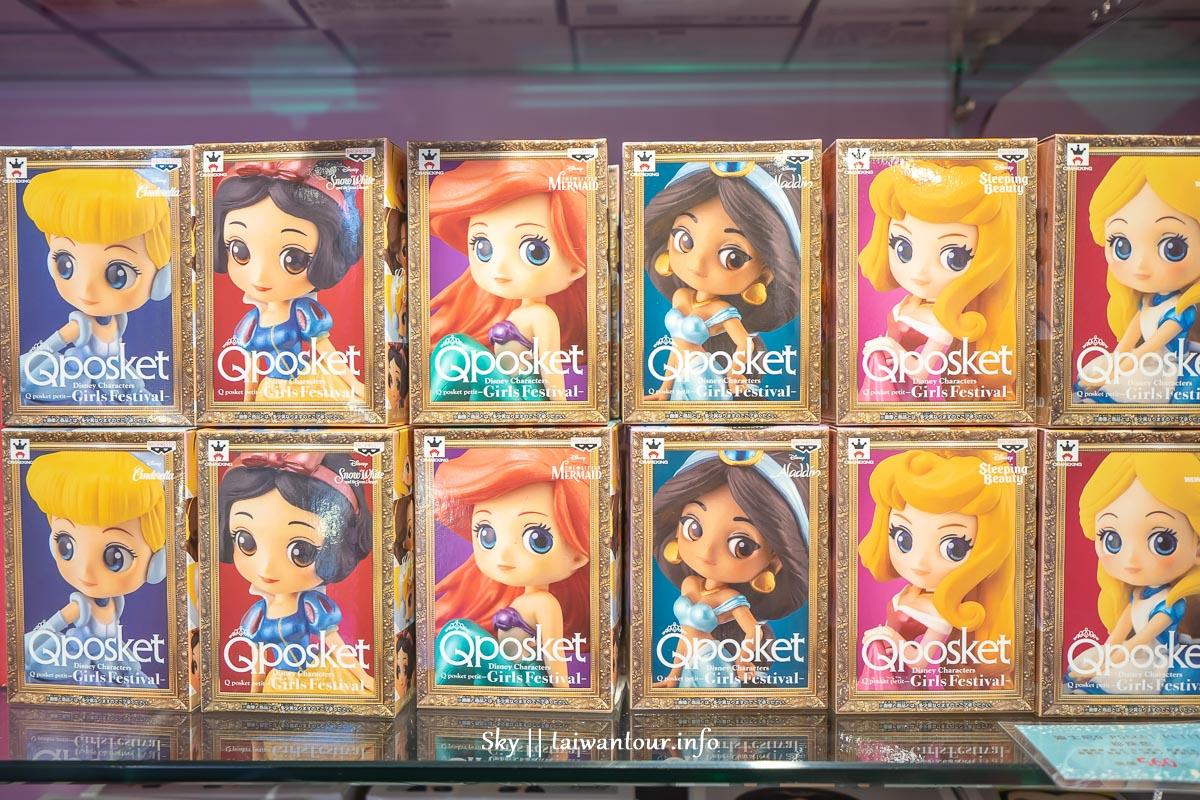 2019迪士尼夢幻系 【Miravivi 公主的夢幻世界】期間限定免費,公主們快來!