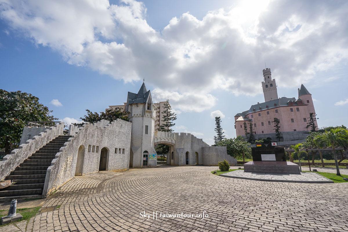 日本沖繩宮古島【上野德國文化村】歐洲童話故事村2019