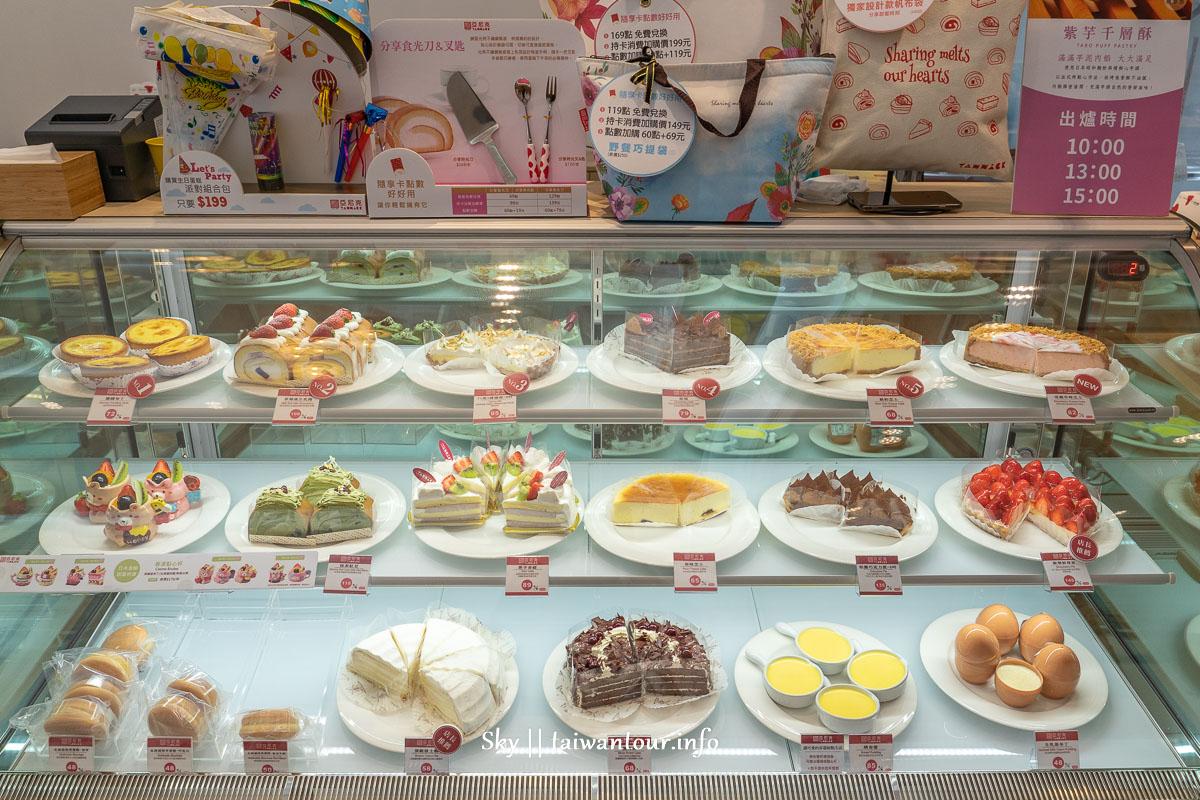 2019【亞尼克-彰化員林店】生日蛋糕推薦.原味生乳捲.起司磚