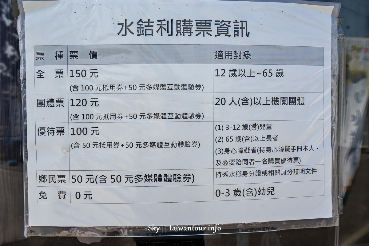 2020彰化景點【水銡利廚衛生活村】秀水水龍頭親子觀光工廠門票.雨天備案