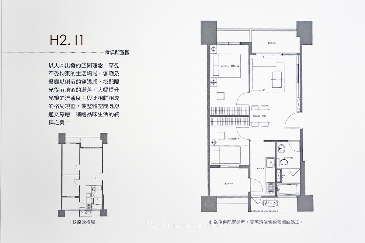 台中預售屋精選【MY勝美】2~4房.格局平面圖.電話.完工日期.評價