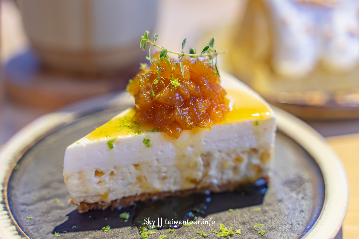花蓮吉安【惦惦咖啡】慶修院咖啡下午茶甜點.菜單.美食餐廳推薦