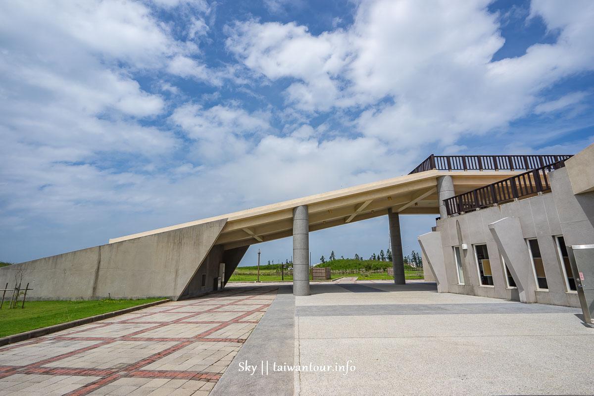 澎湖【西嶼西臺遊客中心】清朝砲台古蹟旅遊景點推薦
