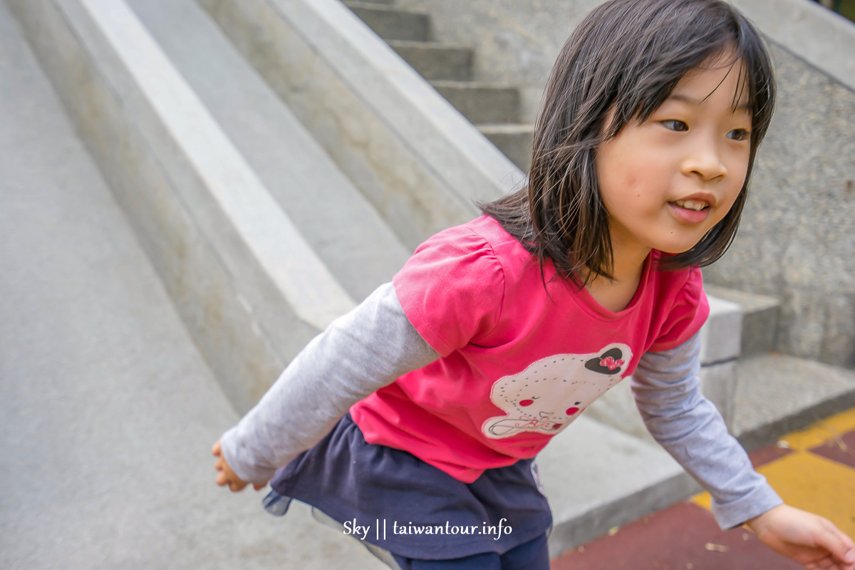 桃園蘆竹溜滑梯【大竹國小】親子旅遊景點.周邊美食推薦