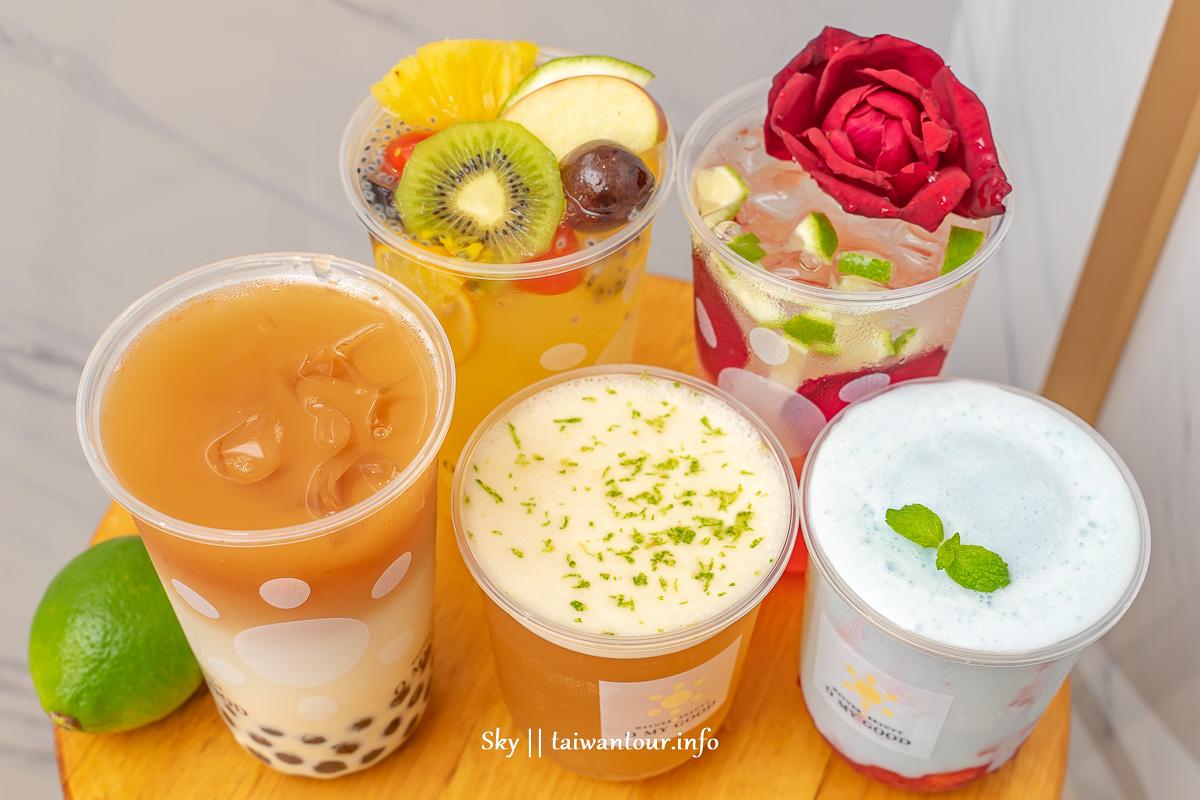台北美顏飲品【O MY GOOD歐麥谷(永康門市)】紐西蘭麥蘆卡蜂蜜