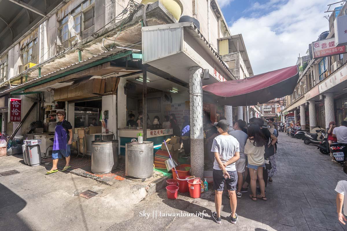 澎湖早餐一條街【鐘記燒餅】文康商圈必吃美食