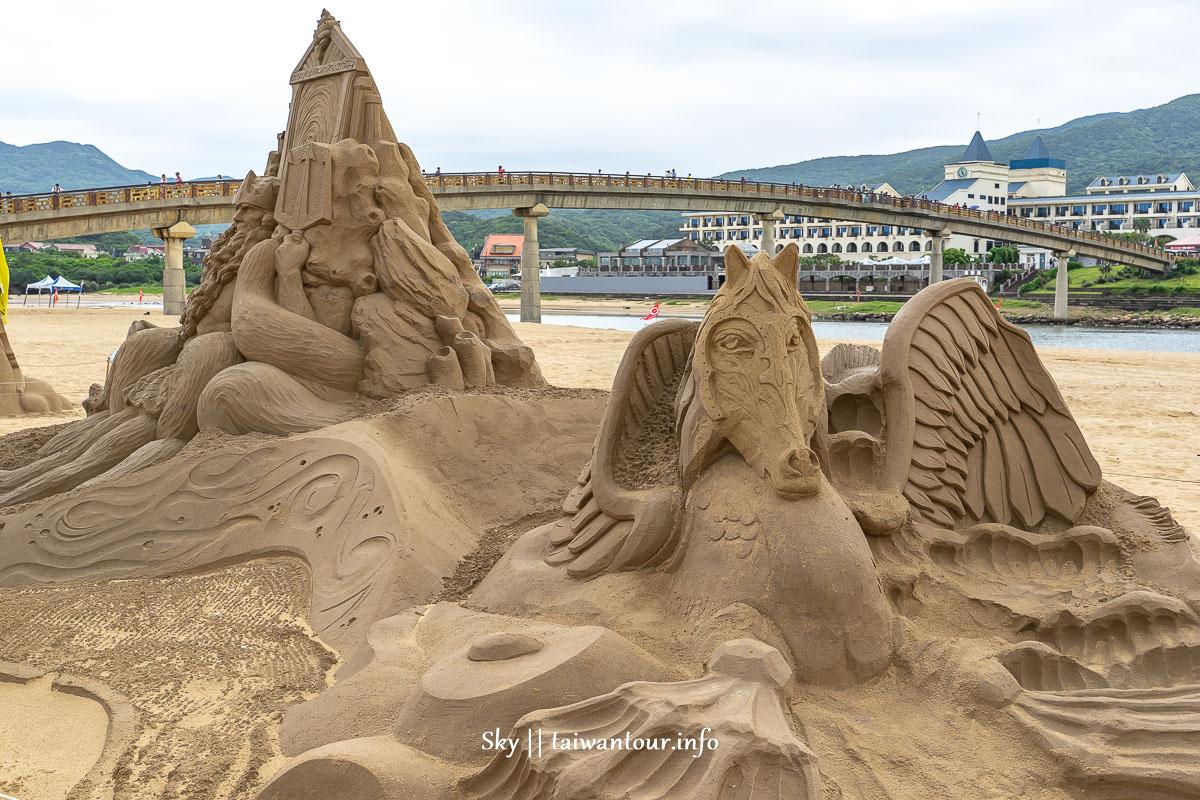 台灣大型戶外沙雕季的創始地點