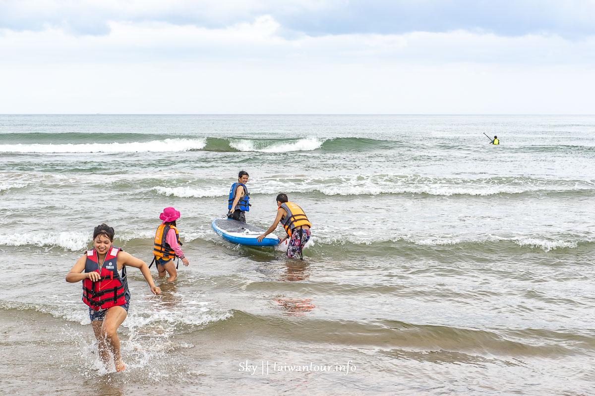 2019福隆國際沙雕藝術季水上活動