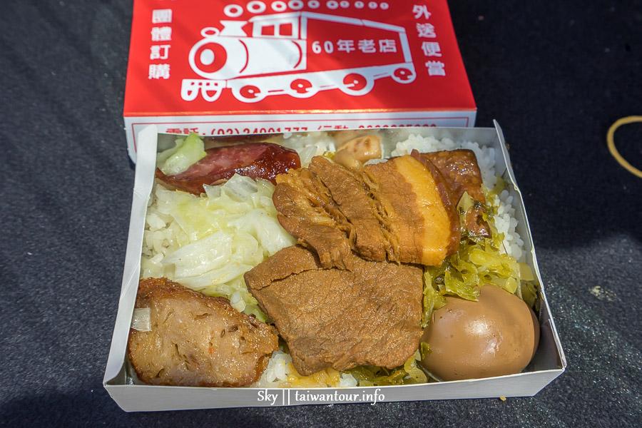 2019福隆火車站必吃【鄉野、宜隆、發記、火車頭便當大PK】菜單.周邊美食景點