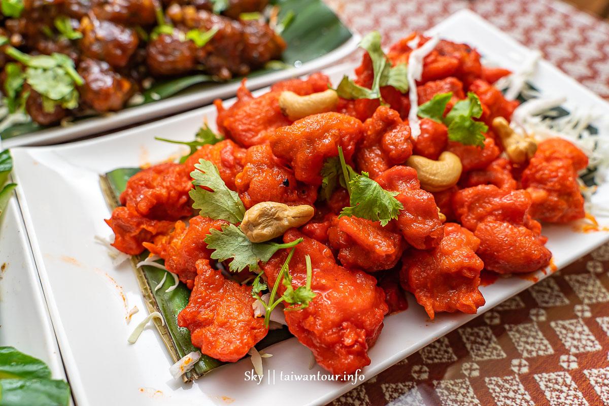 2019台中美食【Sree India Palace斯里頂級印度餐廳】推薦印度料理